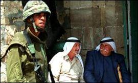 Израильский солдат
